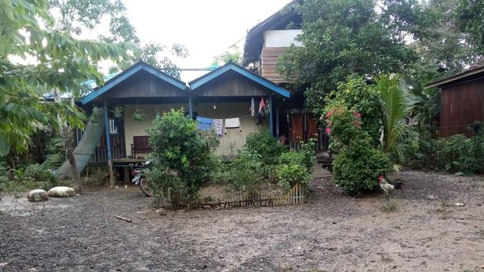 DOK. Pemkab Penajam Paser Utara/ Kawasan Desa Bukit Subur, Penajam Paser Utara, Kaltim pasca banjir, Rabu (19/2/2020)
