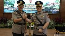 Kombes Ulung Sampurna Resmi Jabat Kapolrestabes Bandung