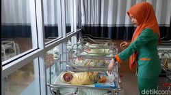 10 Bayi di Tasikmalaya Lahir pada Tanggal Cantik 20-02-2020