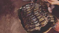 Makanan Khas Padang Ini Mirip Peluru Rambo, Perangi Lapar!