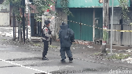 Bungkusan Rangkaian Kabel Diduga Bom di Brebes Akhirnya Diledakkan