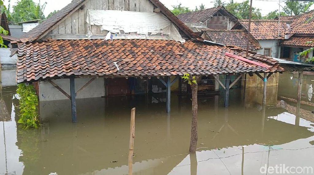 Ribuan Rumah di Kabupaten Pekalongan Terendam Banjir