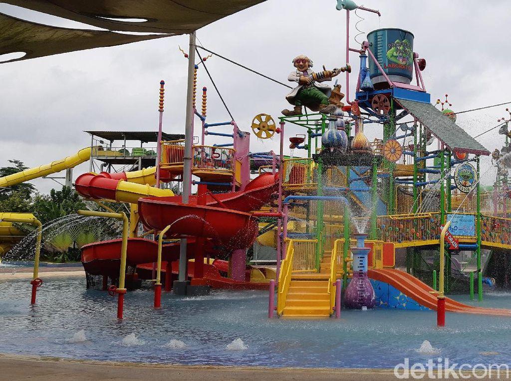 Foto: Taman Air dengan Theater 5D Pertama di Indonesia