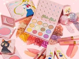 Menggemaskan, ColourPop Rilis Kosmetik Sailor Moon