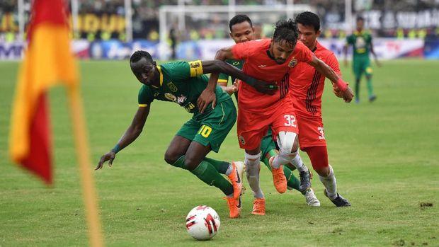 Persija Jakarta baru saja kalah di final Piala Gubernur Jatim 2020.
