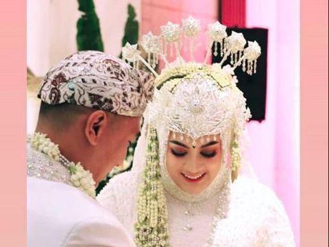 Jane Shalimar Resmi Menikah dengan Arsya Wijaya.