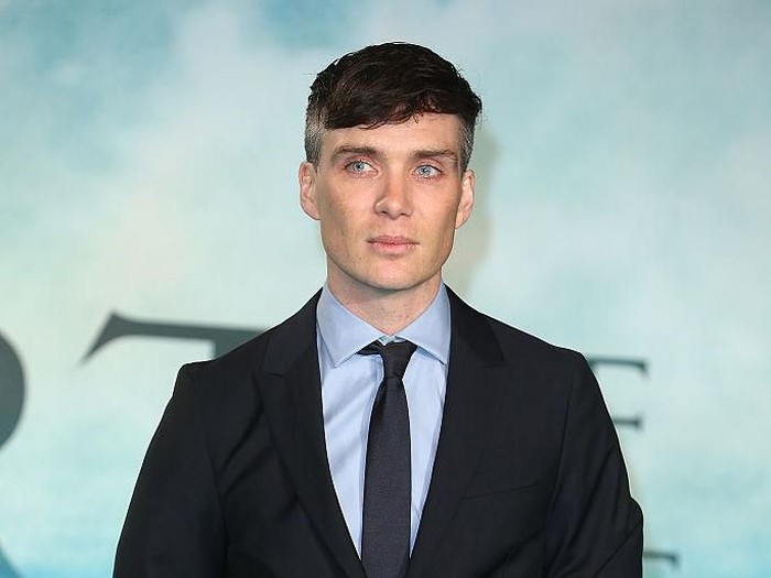LONDON, ENGLAND - DECEMBER 02:  Cillian Murphy attends the Red Carpet Arrivals for the European Film Premiere of In The Heart Of The Sea>> at Empire Leicester Square on December 2, 2015 in London, England.  (Photo by Fred Duval/Getty Images)
