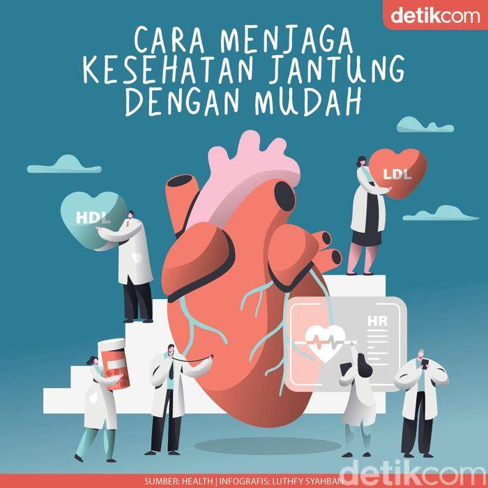 Cara Menjaga Kesehatan Jantung dengan Mudah