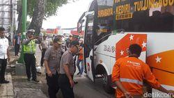 Ada Penyekatan Suporter yang Hendak ke Gelora Delta Sidoarjo di Kediri