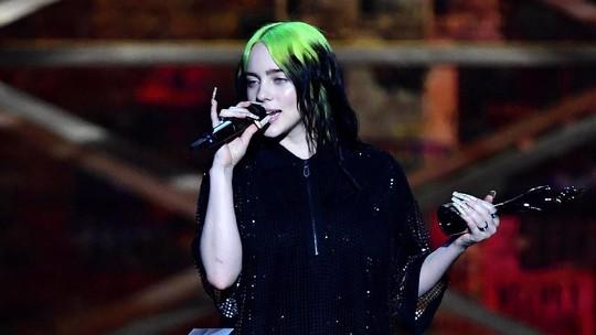 Tangis Billie Eilish Usai Menang BRIT Awards 2020