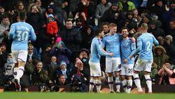 Hasil Man City Vs West Ham: The Citizens Menang 2-0