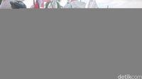 Ada 'Pocong' di Demo Mahasiswa Cilegon Kritik Kepemimpinan Edi-Ratu Ati