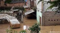 Lurah Rawajati Belum Evakuasi Warga Terdampak Banjir: Sudah Mulai Surut