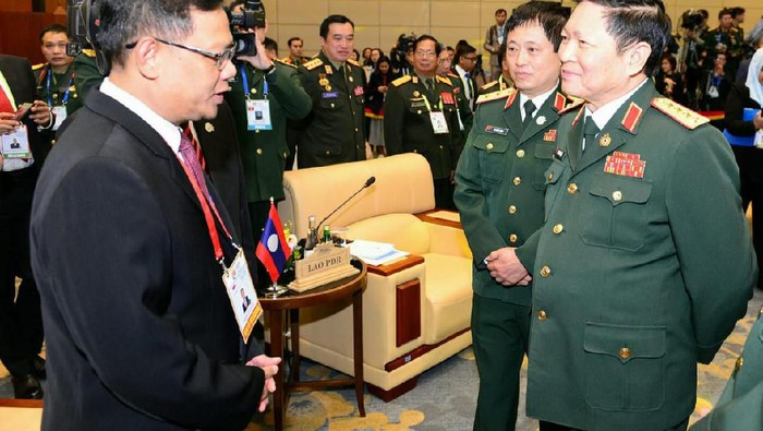 Sekjen Kemhan hadiri forum Menhan se-ASEAN di Vietnam (Dok. Kemhan)