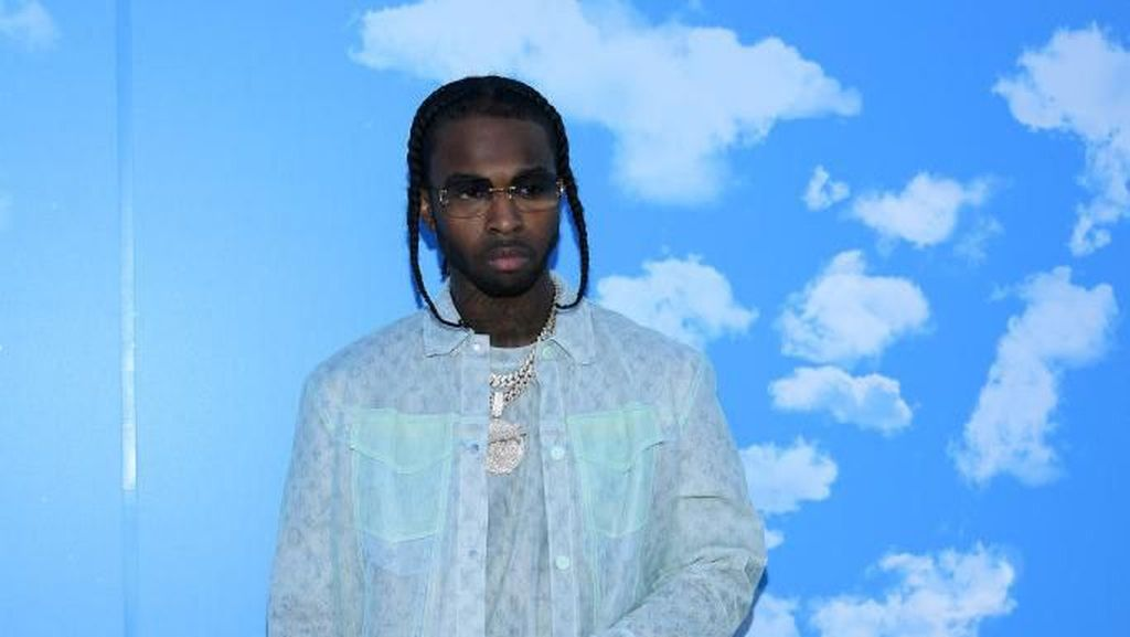 Tragis! Rapper AS Pop Smoke Dirampok hingga Tewas