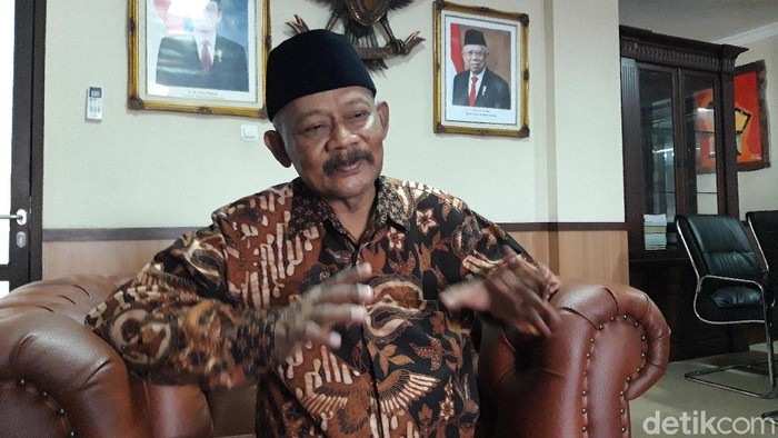 Ketua DPC PDIP Boyolali S Paryanto