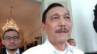 Luhut Bicara Proyek Bandara Bali Hingga Reformasi Sistem Keuangan RI