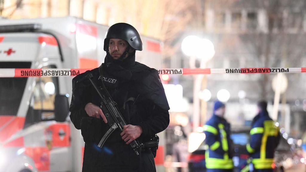 Penembakan Brutal di Jerman, 8 Orang Tewas