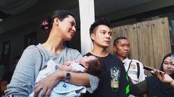 Foto Anak Kartika Putri dan Baim Wong Juga Muncul di Akun Jual Beli Bayi