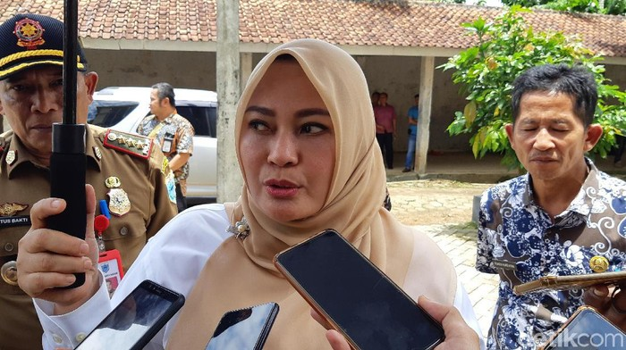 Irna Narulita (Foto: Bahtiar/detikcom)