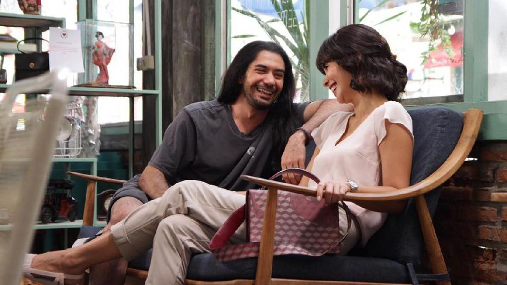 Toko Barang Mantan, Film Terbaru Reza Rahardian yang Tayang Hari Ini