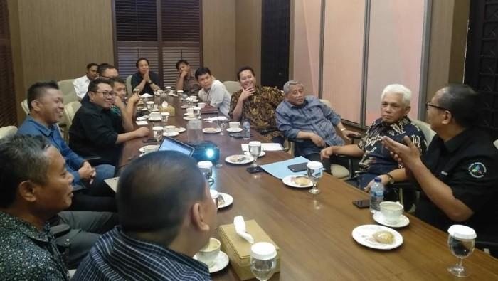 Dialog SMSI dengan Ketua Dewan Pers M Nuh