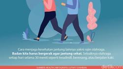 Serangan jantung bisa terjadi kapan saja dan menimpa siapa saja. Mencegah selalu lebih baik sebelum terlambat.