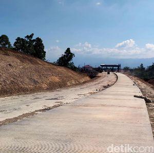 Penampakan Terkini Proyek Tol Pertama di Aceh