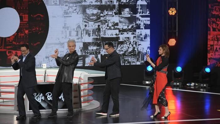 Ketika Ridwan Kamil luwes joget TikTok challenge any song