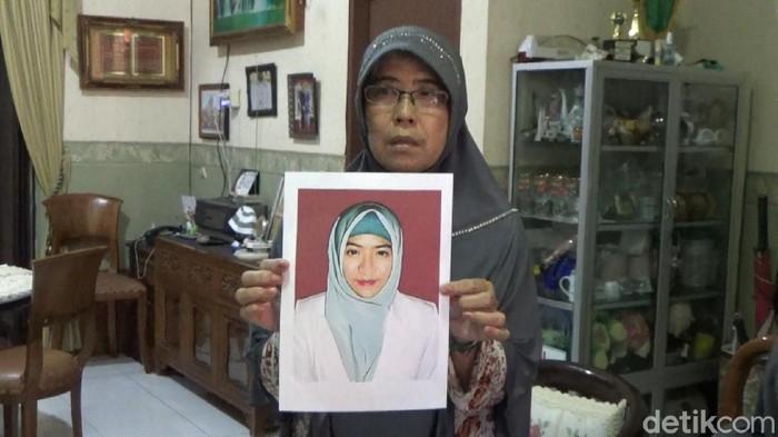 Dokter Nursahbrina dilaporkan hilang (Raja Adil Siregar - detikcom)
