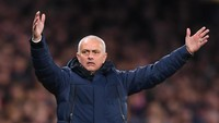Rekor Buruk Mourinho Berlanjut Usai Tottenham Vs Leipzig