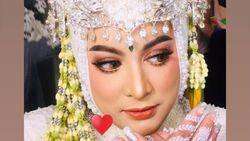 Jane Shalimar Sah Dinikahi oleh Arsya Wijaya