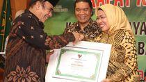 Banyak Program Keagamaan, Pemkab Serang Raih Penghargaan dari Kemenag