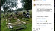 Viral Pemotor Terobos Kuburan, Disumpahi Netizen Kesurupan sampai Dicegat Malaikat