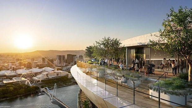 Queens Wharf Residence, Hunian Mewah Berkonsep Kasino sampai Mal