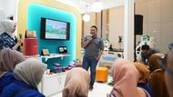 Holding BUMN Farmasi Beri Info Kesehatan di Pameran Rakerkernas
