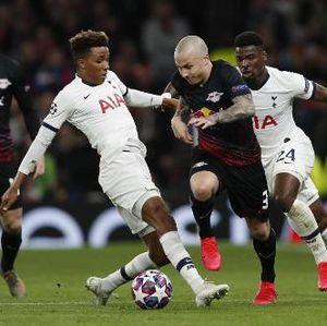 Duh, Tiga Pemain Leipzig Salah Kostum Saat Jumpa Tottenham