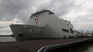 KRI Soeharso Siap Evakuasi 74 WNI di Kapal Diamond Princess