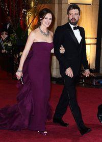 Ben Affleck dan Jennifer Garner saat menghadiri Academy Awards 2013.