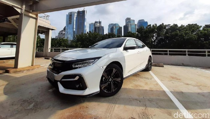 Honda CIvic Hatchback RS 2020