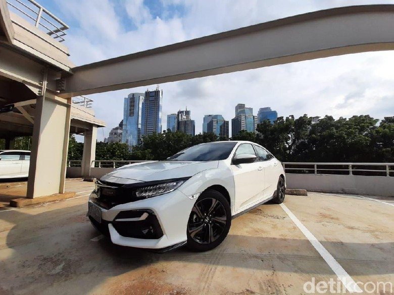 Honda CIvic Hatchback RS 2020