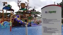 Tempat Main Basah-basahan Seru di Bekasi
