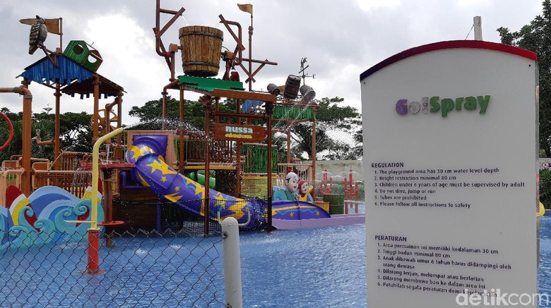 Bekasi kini punya atraksi keluarga baru, Go! Wet Waterpark. Inilah tempat main air dengan teater 5D pertama Indonesia.