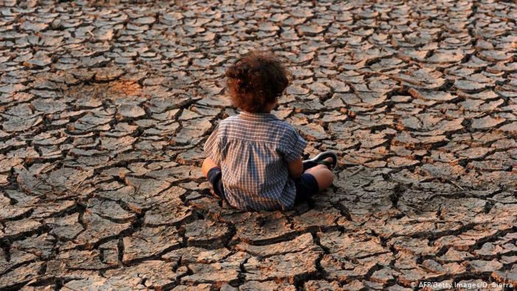 PBB: Perubahan Iklim Ancam Masa Depan Semua Anak-anak