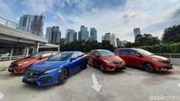 Arti Emblem RS di Jajaran Mobil Honda