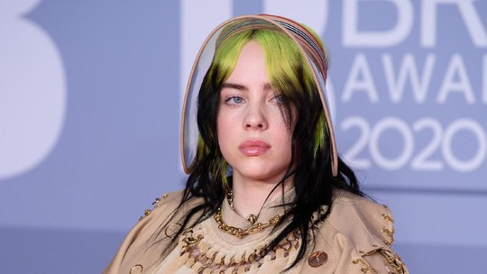 Tangis Billie Eilish Usai Menang BRIT Awards 2020