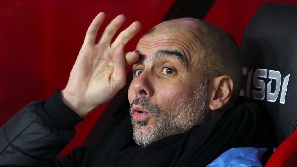 Juventus Memang Pikirkan Guardiola, tapi...