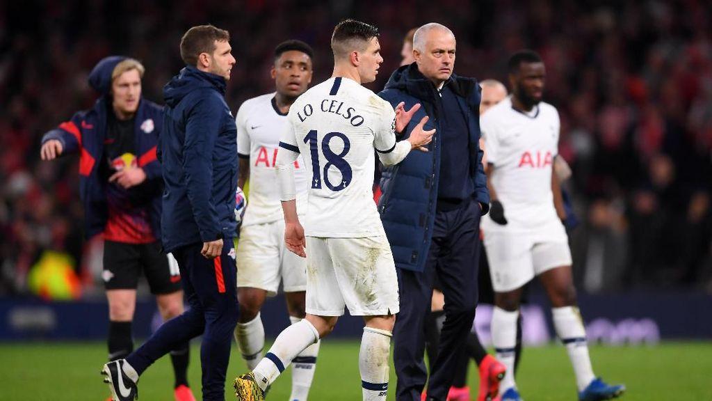 Mourinho: Tottenham Cuma Kalah 0-1 Bukan 0-10