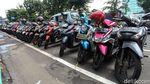 Parkir Ganjil-Genap Diberlakukan di Jalan Gajah Mada-Hayam Wuruk