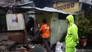 Ayah dan Anak Tewas Tertimpa Bongkahan Bangunan di Semarang